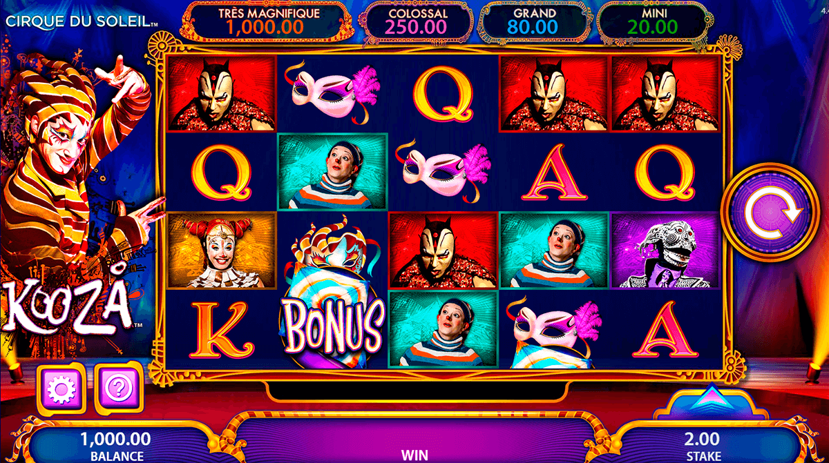 Bally slot machines los mejores casino online Chile 520387