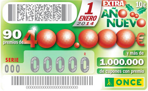 Apuestas P2P premios loteria navidad 2019 852888