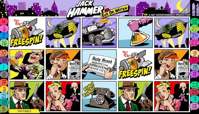 Tragamonedas gratis Jack Hammer casino movil bono sin deposito 433911