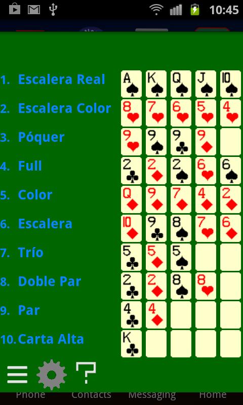 RTG en Slotastic com manos de poker 379860