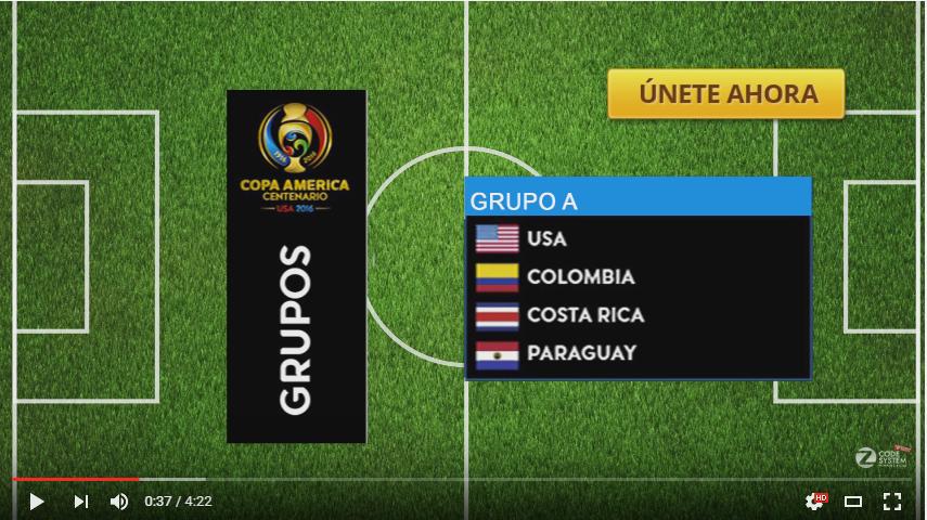 Apuestas Copa América juegos de azar gratis 815254