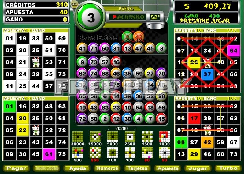 Pago seguro y fiable como escoger cartones de bingo 112019