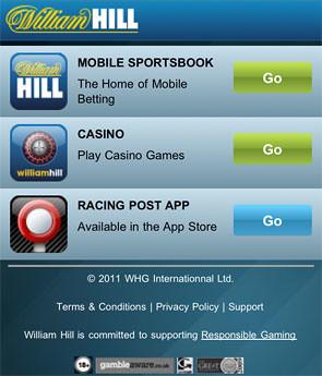 Mobile william hill casino online confiables Belice 525702
