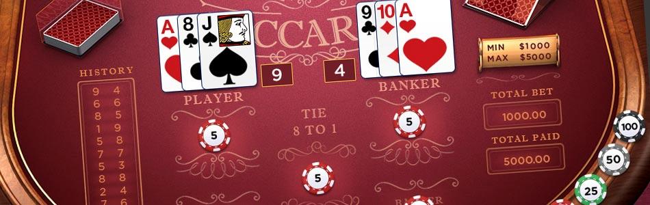 Baccarat online 888 poker Paraguay 399729