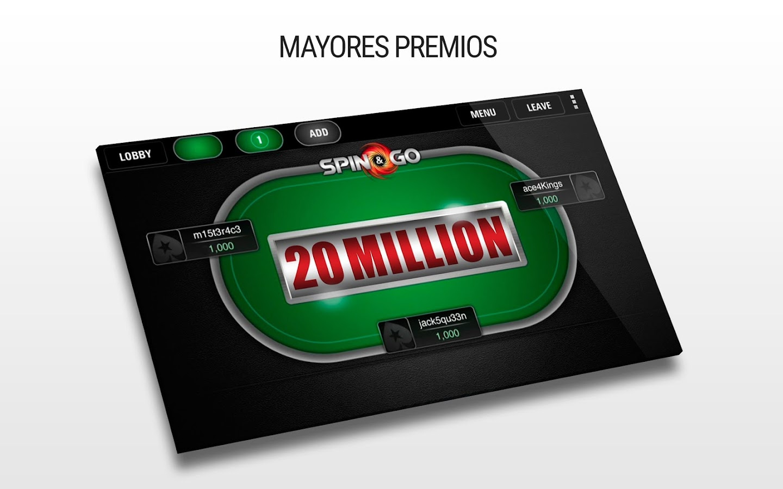 Aplicaciones de juegos de azar mundiales de Poker 362274