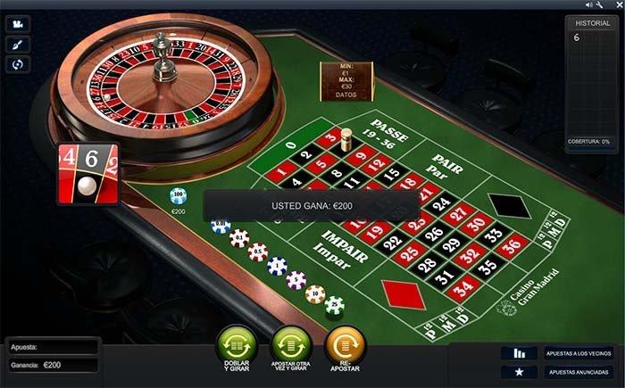 Ruleta casino online Guadalajara opiniones 409846