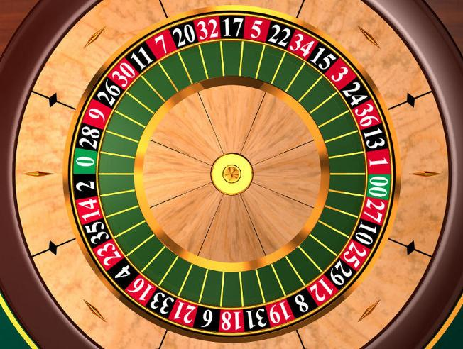 Casino Pastón ruleta americana pleno 138763