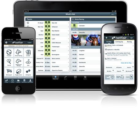Betfair casino app ruleta personalizable 335589