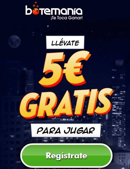 Bingo online tragaperras bono 100€ 889415