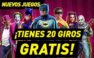 Botemania juegos gratis casino con tiradas en Paraguay 28945