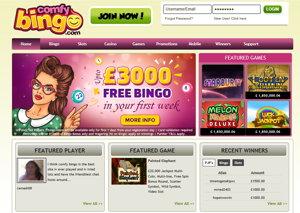 Comfy bingo marca apuestas 774843