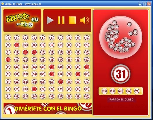 Bingo keno juegos betVillaFortuna com 869869