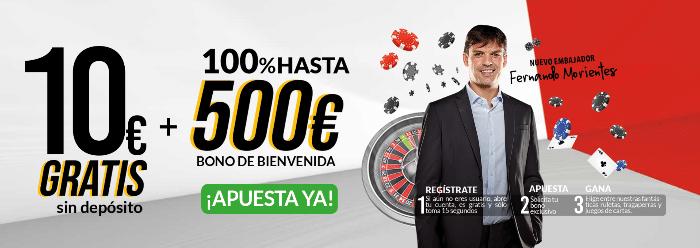 Casino bonos bienvenida sin deposito en usa ranking Argentina 13426