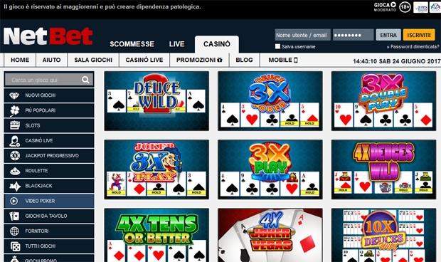 Casino con créditos gratis netbet 659154