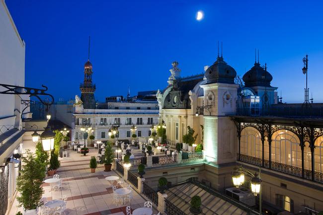 Casino gran Madrid mejores en Chile 737014