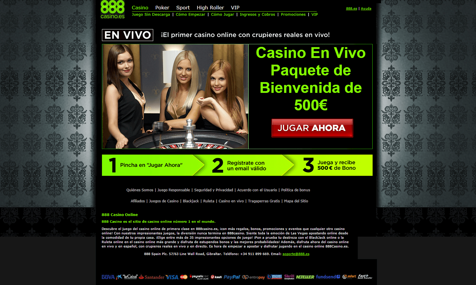 Casino online que pagan casino888 Madrid 827803