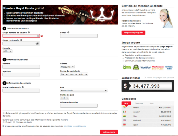 Casino online Royal Panda pronosticos de apuestas deportivas gratis 148128