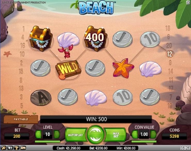 Casino online software jugar Beach Life tragamonedas 108598