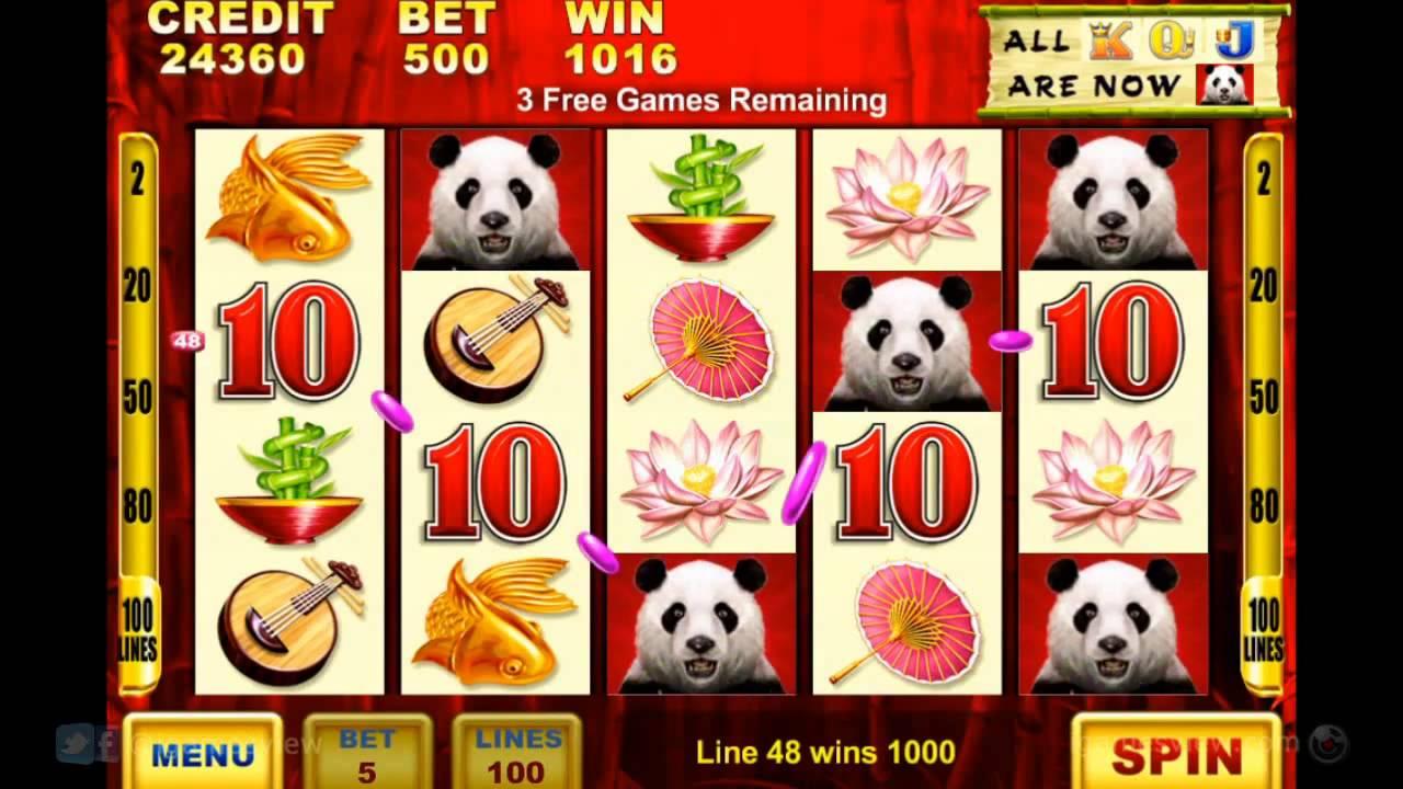 Casino panda slots Todoslots 203003
