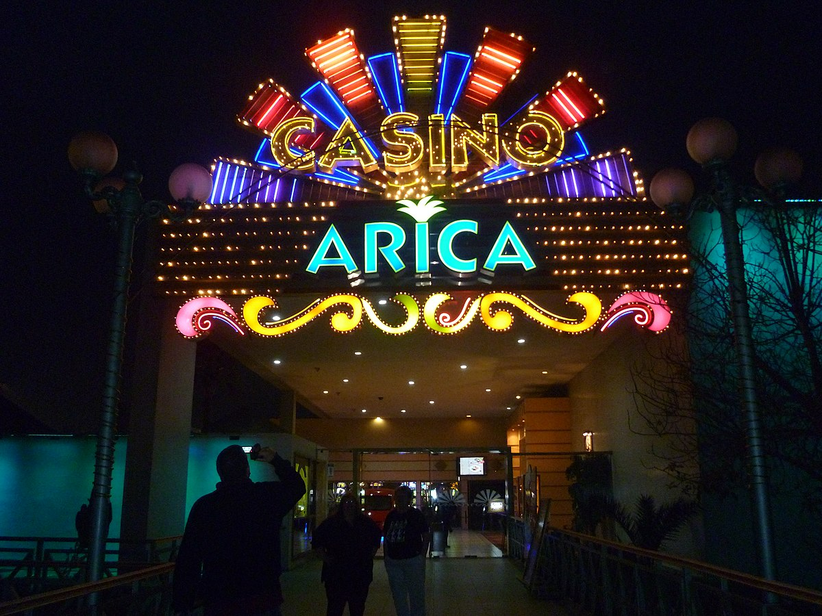 Casino web online en Chile 384562