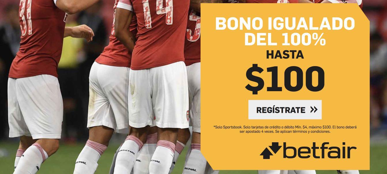 Como ingresar dinero en betfair bonos para jugadores chilenos 777564
