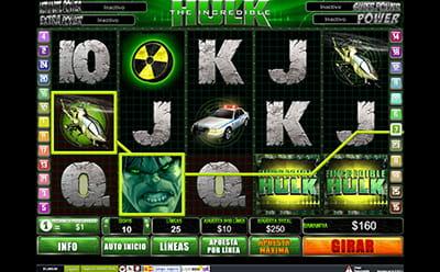 Como se cobra en los casinos online tragaperra The Incredible Hulk 928534