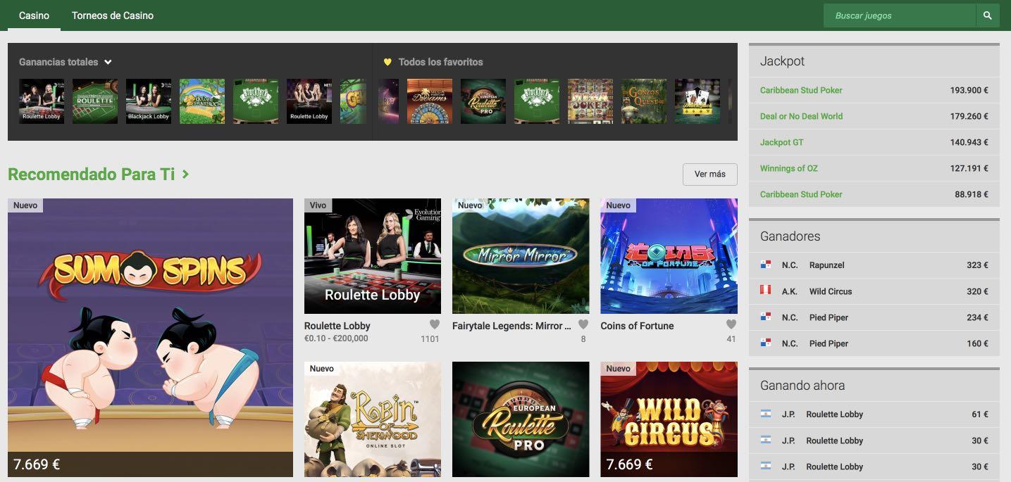 Comparación con competidores casino william hill latinoamerica 269799
