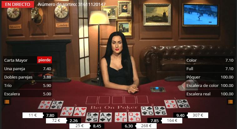 Crupiers en vivo Portugal juegos gratis slot 619945