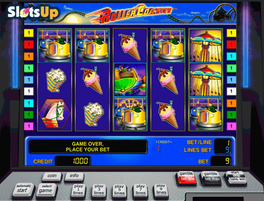 Cupones casinos online Novomatic 591229