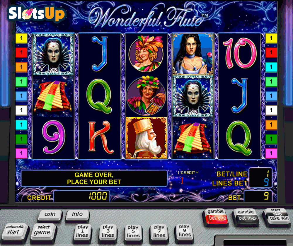Cupones casinos online Novomatic 715992