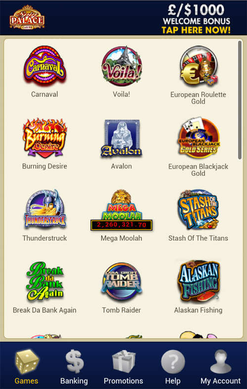 Casino com spin palace android 719870