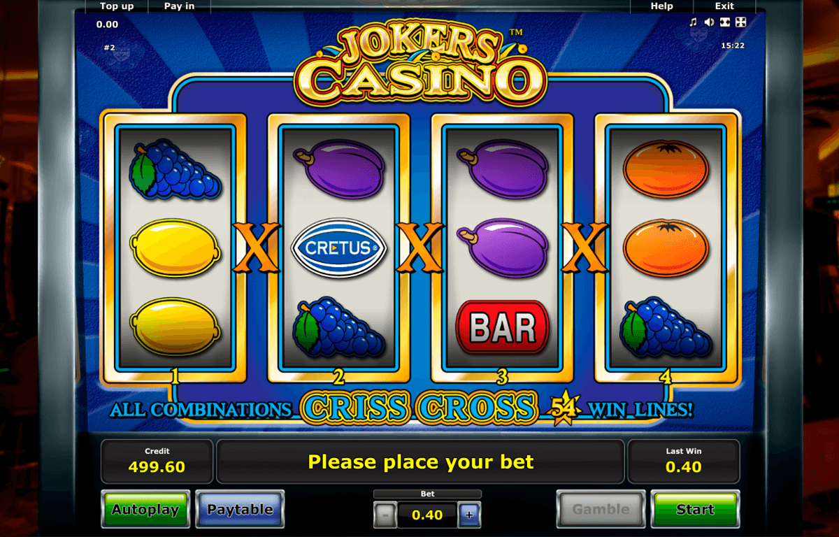 Estrategia poker online juegos de Novomatic 838289