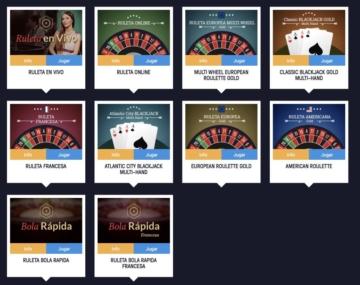 MasterCard transferencia casino apuestas 116821