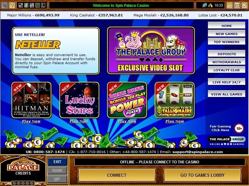 Spin palace guía Completa casino 187573