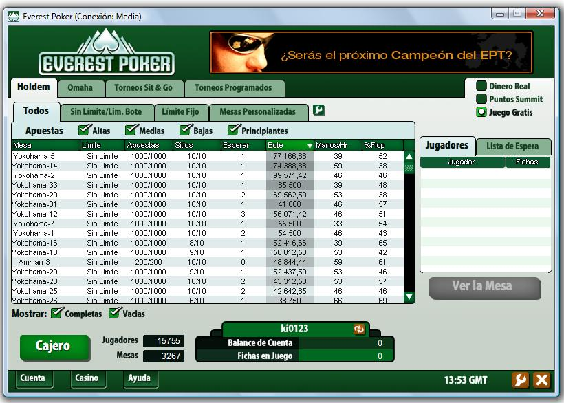 Gratis bonos Tómbola everest poker passport renewal 722814