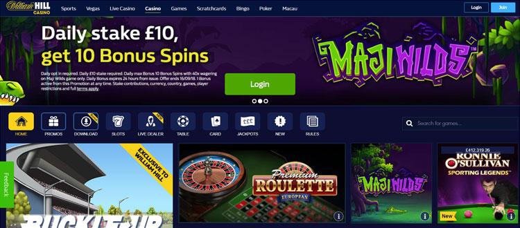 Hill williams casino juegos de gratis México 957431