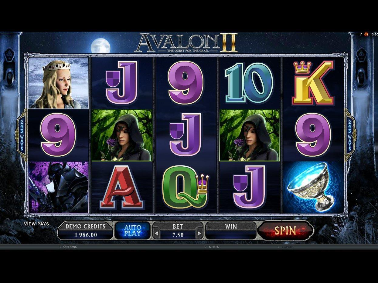 Jackpotcasino net juega a Avalon II gratis 791279