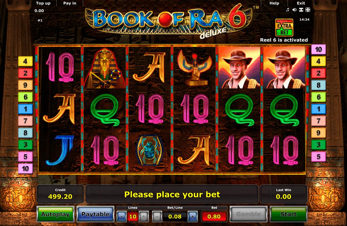 Jugar Book of Ra tragamonedas apuestas juegos 487607