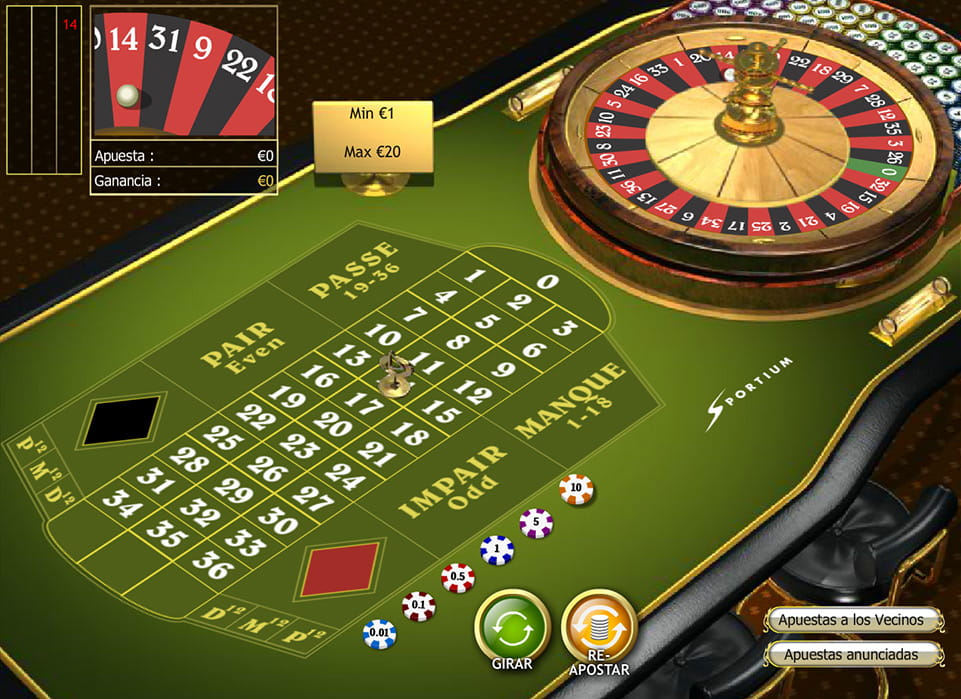 Jugar ruleta francesa gratis juegos Rubyslots com 778978