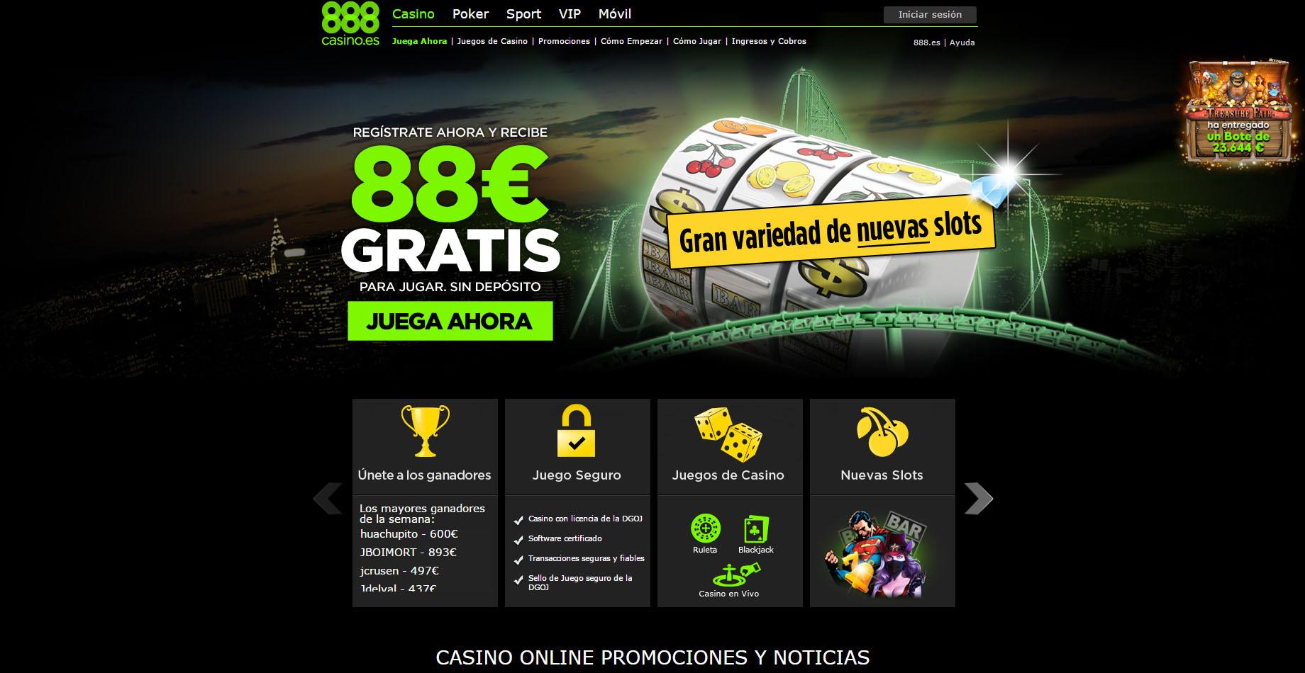 Los mejores casinos online en español juegos de GamesOS 53758