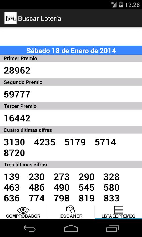 Lotería Niño casinos platinum 227111