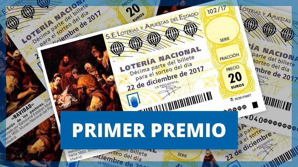 Loteria nacional navidad 2019 comprar euromillones en Murcia 910089