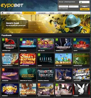 Mejores casinos online betSoft en EypoBet 582555