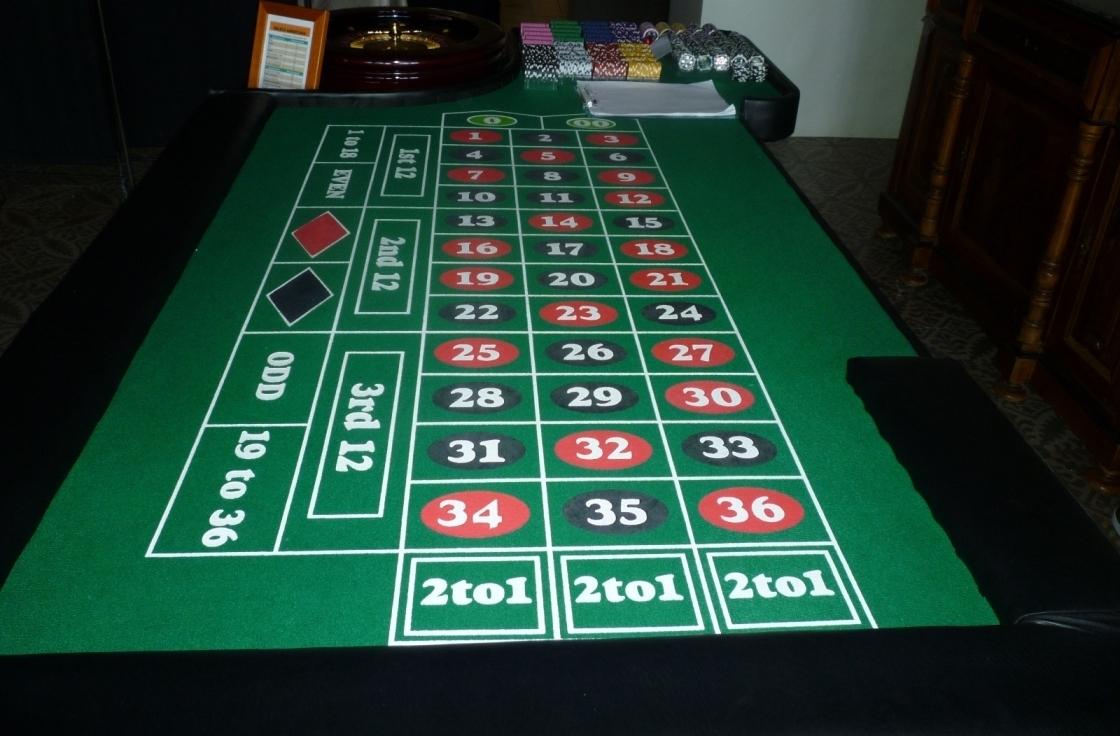 Mesa de dados casino coolcat com 460789