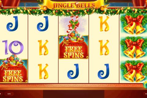 Opiniones tragaperra Jingle Bells juegos para casinos 403872
