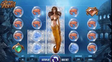 Ruleta online tragaperra Secrets of Atlantis 422598