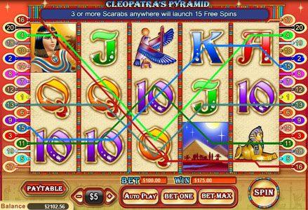 Tiradas gratis juegos MGA tragamonedas piramide 817434