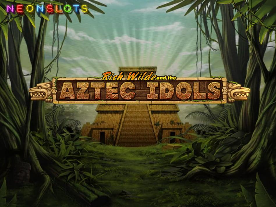 Tragamonedas gratis Aztec Idols bonos sin deposito 2019 914881