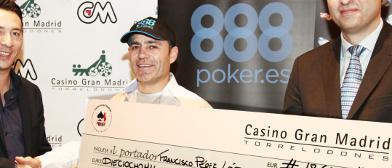 Videos poker casino Madrid premios 888 355573