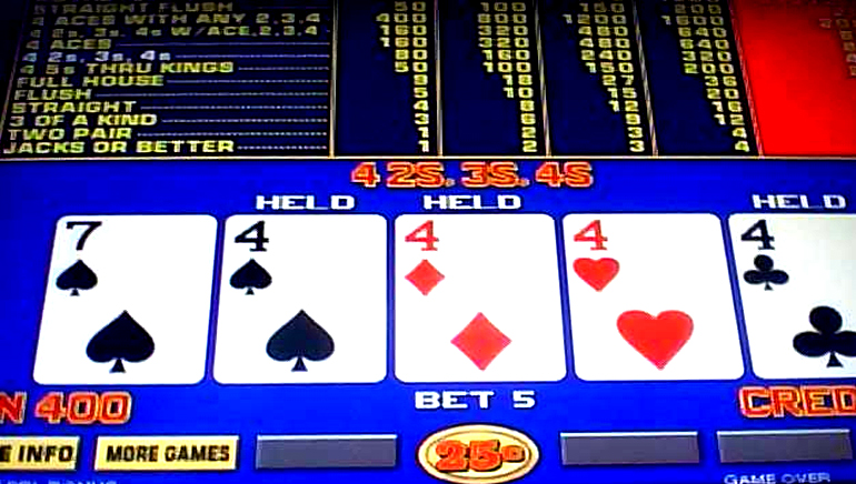 Videos poker juegos 7Bitcasino com 495976